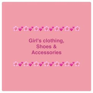 Other - Girl's clothing, shoes & accessories